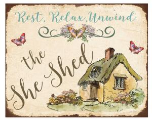 Artist Jean Plout Debuts New Collection The She Shed